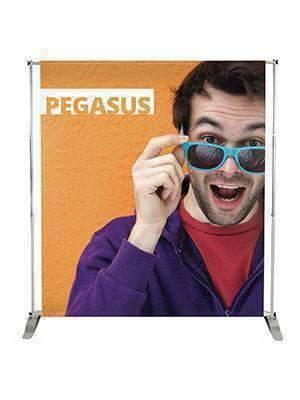 Pegasus Tension Banner Stands