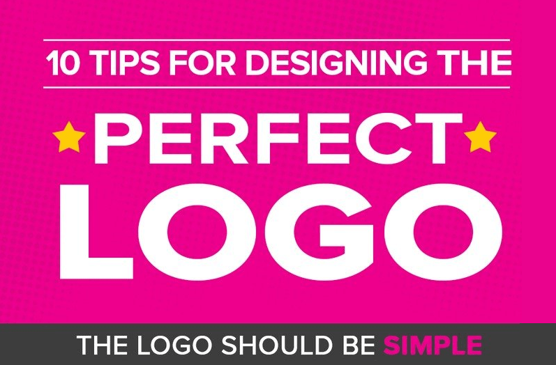 10 Tips for Designing the Perfect Logo infographic