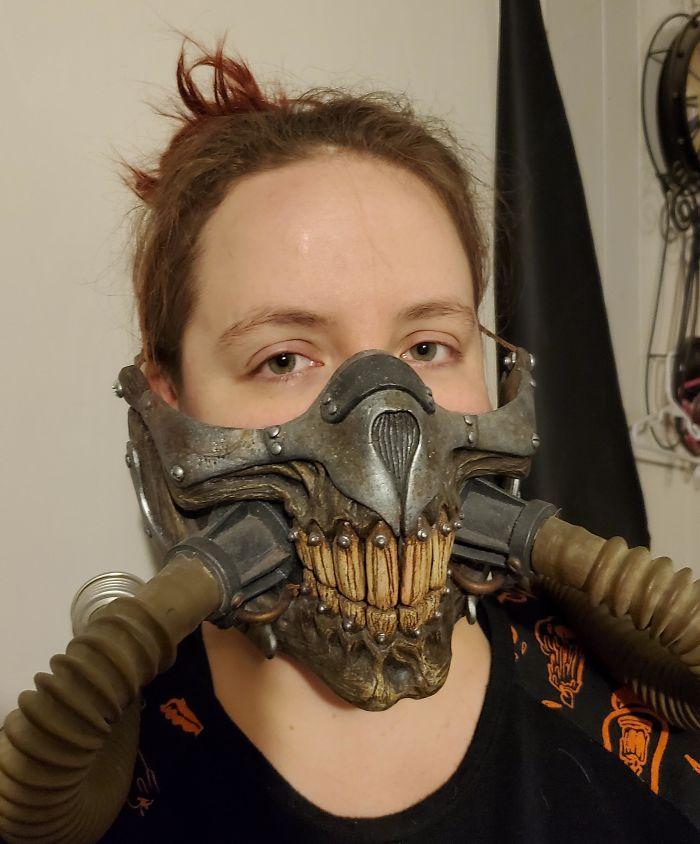 Badass Coronavirus mask